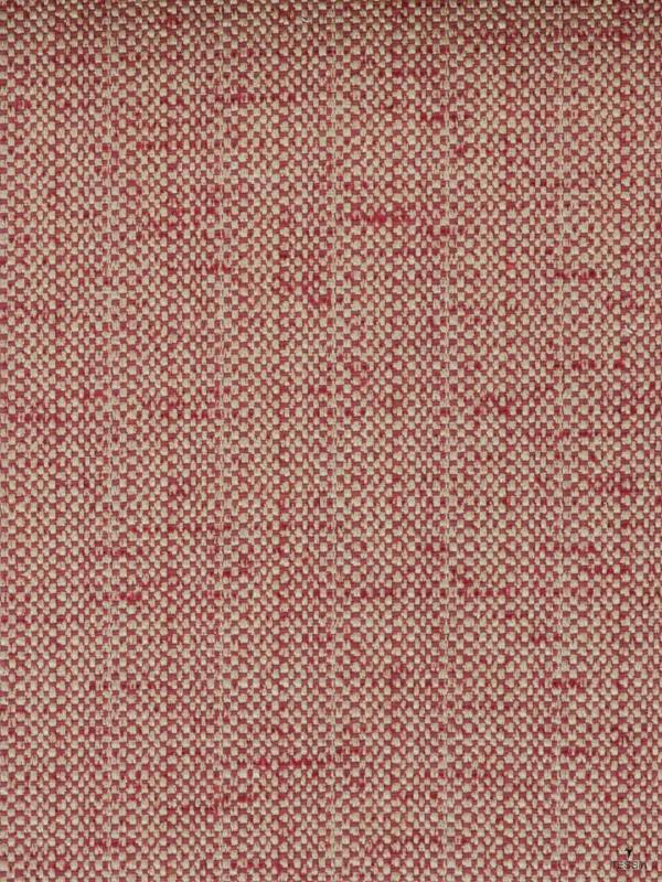Jacquard Chenille Fabric Red Double Face - Firenze