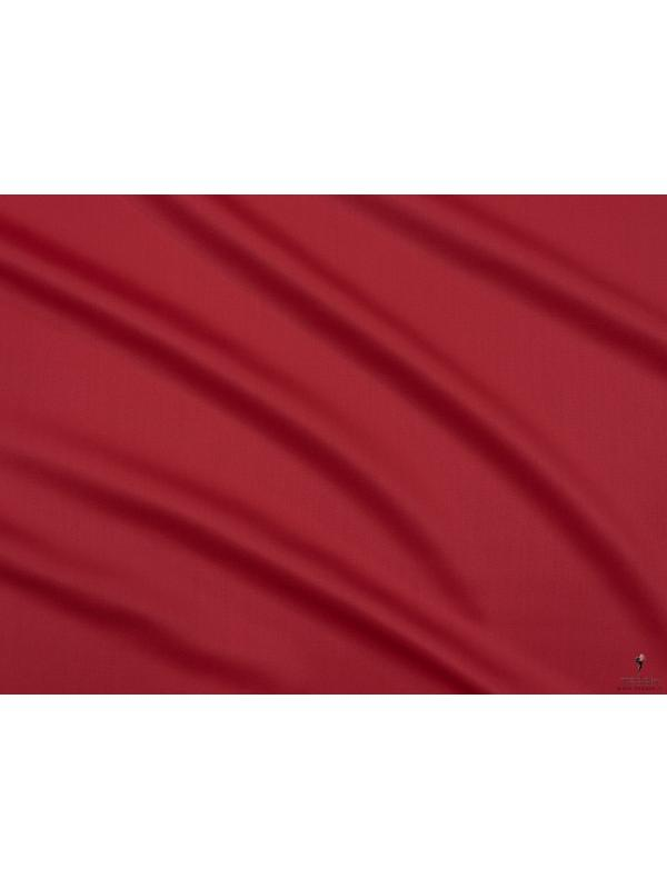 Charmelaine Wool Fabric Red Made in Italy