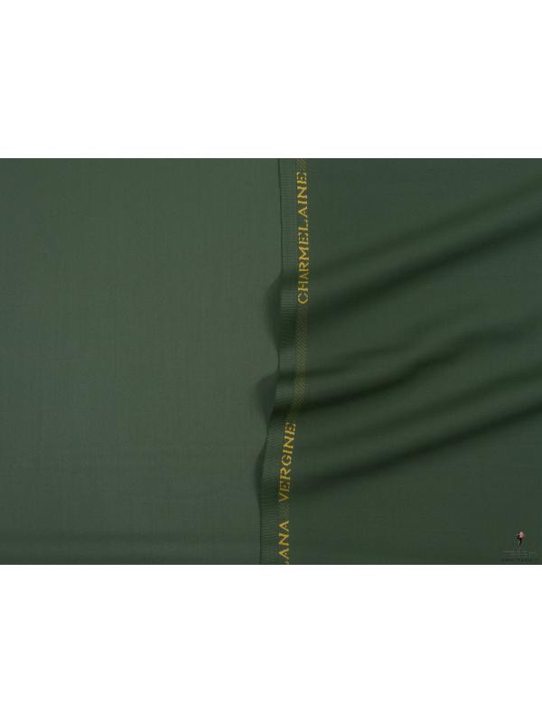 Charmelaine Wool Fabric Willow Bough Made in Italy