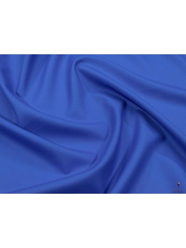 Super 150's Wool Fabric Dazzling Blue Made in Italy