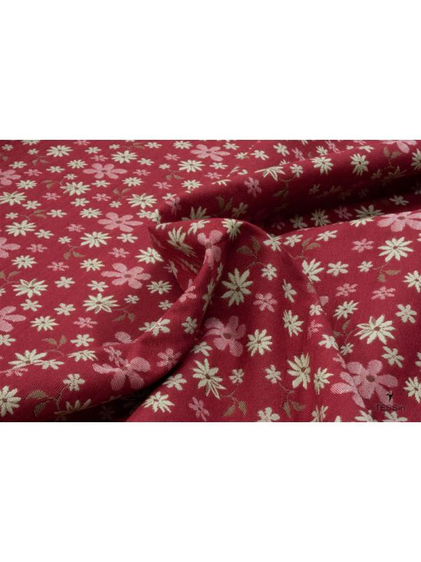 Tapestry Fabric Nordic-Alpine Floral