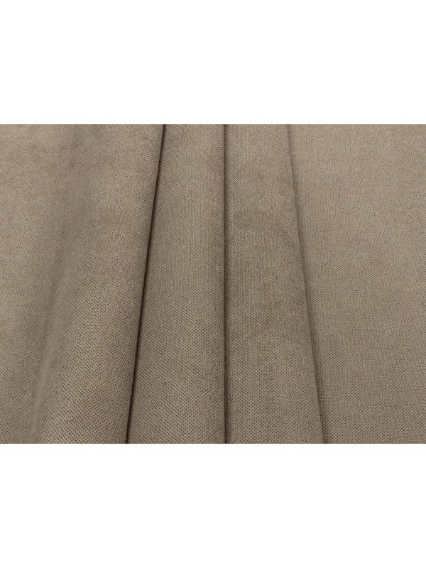 Bonded Suede Fabric Stain Resistant Dove Grey - Brera