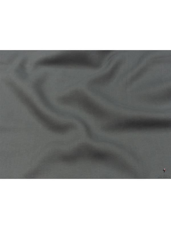 Linen Fabric Grey Made in Italy