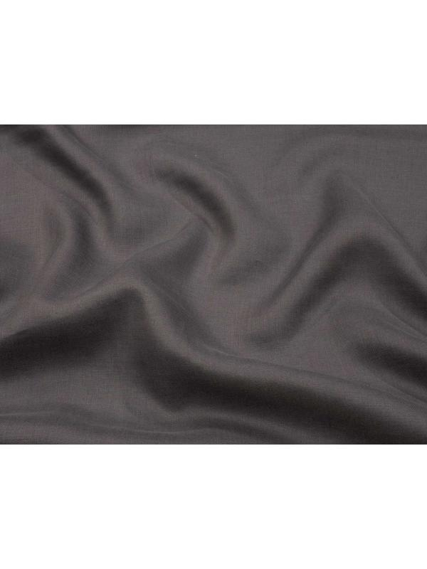 Mtr. 1.35 Linen Fabric Grey Made in Italy