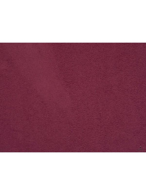 Microsuede Fabric Cherry Red - MCL