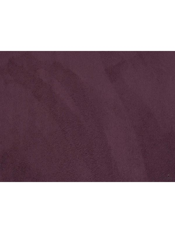 Microsuede Fabric Burgundy - MCL