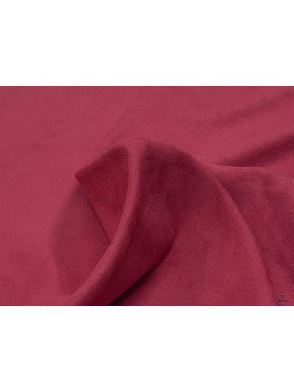 Microsuede Fabric Red - MCL
