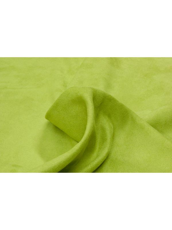 Microsuede Fabric Acid Green - MCL