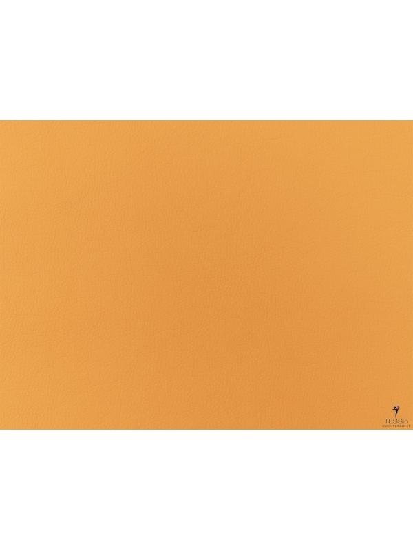 Leather Fabric Amber - Milano