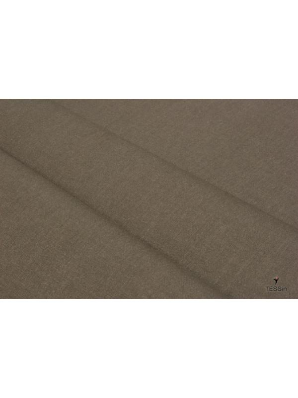 Cotton Canvas Fabric Brown