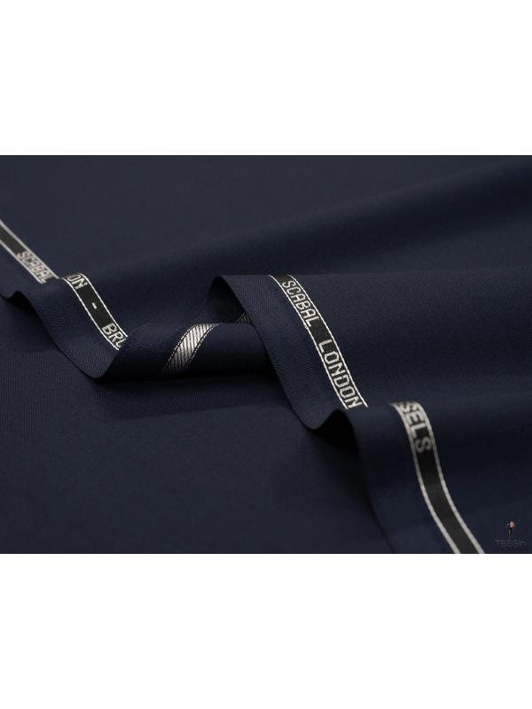 Cool Wool Fabric Salute Scabal