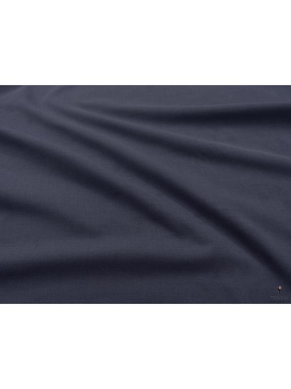 Mtr. 1.20 Activity Twill Fabric Ombre Blue Scabal