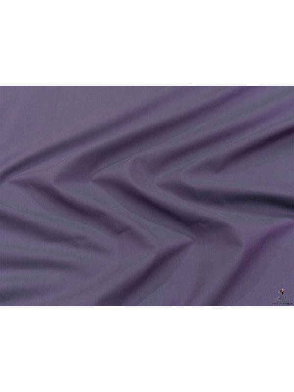 Cotton Twill Yarn Dyed Fabric Mulled Grape Made in Italy