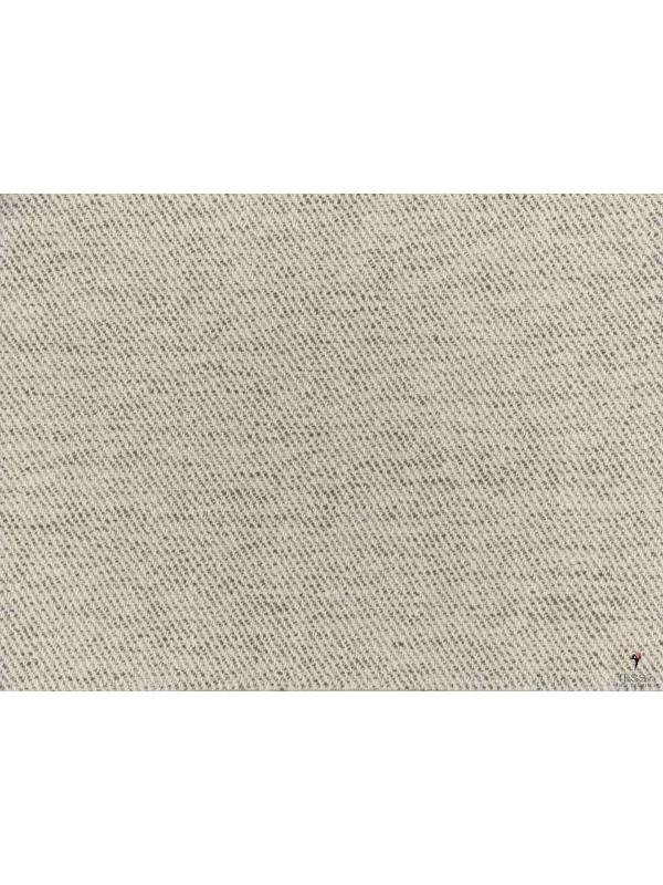 Stain Resistant Teflon Fabric Drill Beige Brown Mélange