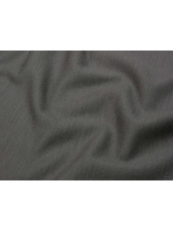 Mt. 1.00 Jersey Pure Wool Fabric 500 Dove Grey