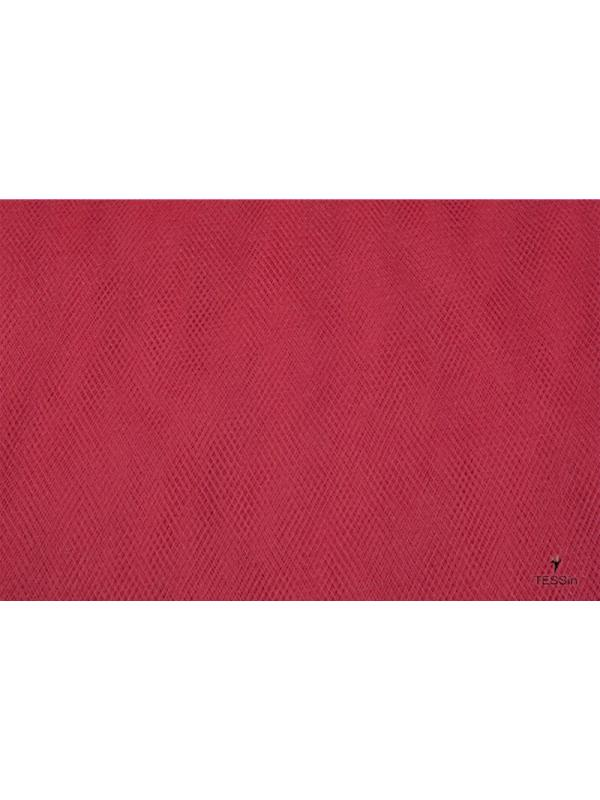 Costuming Tulle Fabric Red