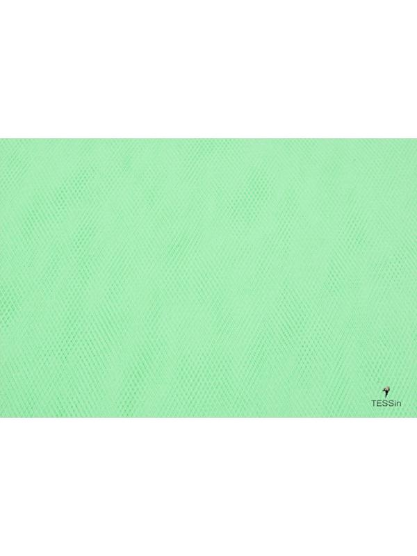 Costuming Tulle Fabric Water Green