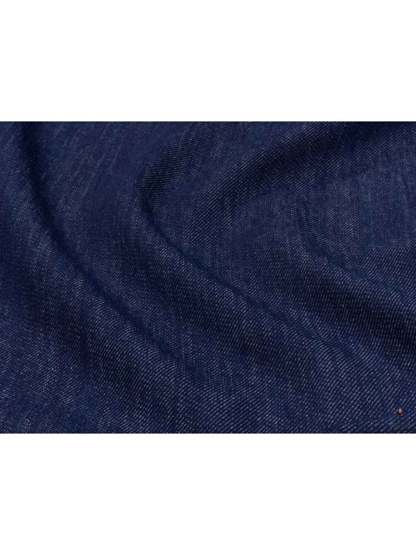 Tessuto Denim Comfort Blu 18oz Made in Italy