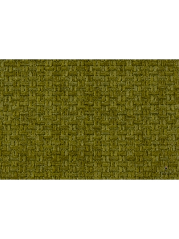 Panama Fabric Oil Green Stain Resistant