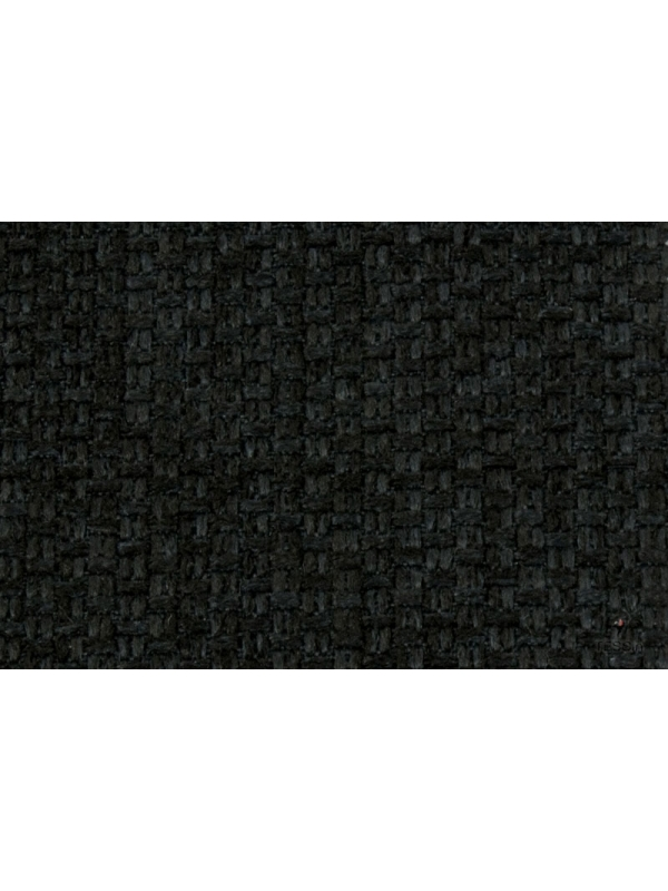 Panama Fabric Anthracite Stain Resistant